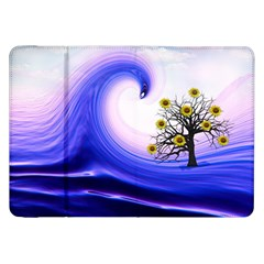 Composing Nature Background Graphic Samsung Galaxy Tab 8 9  P7300 Flip Case by Sapixe