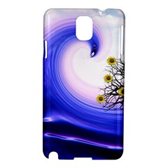 Composing Nature Background Graphic Samsung Galaxy Note 3 N9005 Hardshell Case by Sapixe