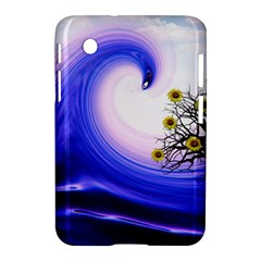Composing Nature Background Graphic Samsung Galaxy Tab 2 (7 ) P3100 Hardshell Case  by Sapixe