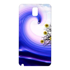 Composing Nature Background Graphic Samsung Galaxy Note 3 N9005 Hardshell Back Case by Sapixe