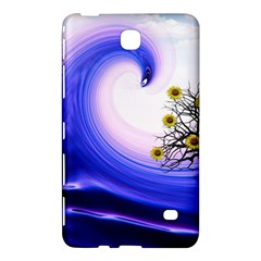 Composing Nature Background Graphic Samsung Galaxy Tab 4 (8 ) Hardshell Case  by Sapixe