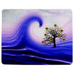 Composing Nature Background Graphic Jigsaw Puzzle Photo Stand (rectangular)