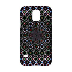Digital Art Background Design Samsung Galaxy S5 Hardshell Case