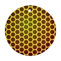 Digital Art Art Artwork Abstract Ornament (round)