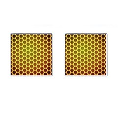 Digital Art Art Artwork Abstract Cufflinks (square)