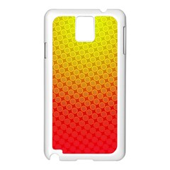 Digital Art Art Artwork Abstract Samsung Galaxy Note 3 N9005 Case (white) by Sapixe