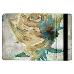 Rose Flower Petal Love Romance Ipad Air Flip by Sapixe