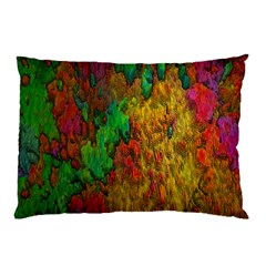 Background Color Template Abstract Pillow Case (two Sides)