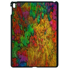 Background Color Template Abstract Apple Ipad Pro 9 7   Black Seamless Case by Sapixe