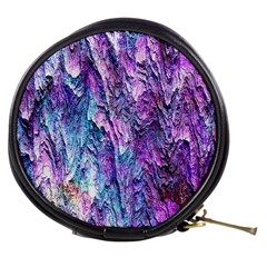 Background Peel Art Abstract Mini Makeup Bag by Sapixe