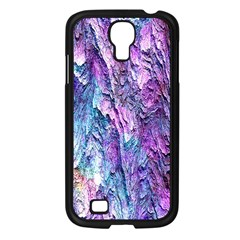 Background Peel Art Abstract Samsung Galaxy S4 I9500/ I9505 Case (black)