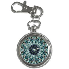 Pattern Abstract Background Art Key Chain Watches