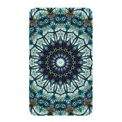 Pattern Abstract Background Art Memory Card Reader (rectangular)