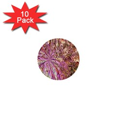 Background Swirl Art Abstract 1  Mini Buttons (10 Pack)