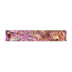 Background Swirl Art Abstract Flano Scarf (mini) by Sapixe