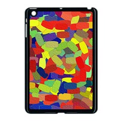 Abstract Art Structure Apple Ipad Mini Case (black)