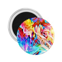 Background Drips Fluid Colorful 2 25  Magnets
