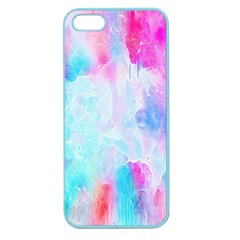 Background Drips Fluid Apple Seamless Iphone 5 Case (color) by Sapixe