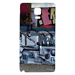 Lost Places Abandoned Train Station Samsung Note 4 Hardshell Back Case by Sapixe