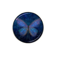 Butterfly Insect Nature Animal Hat Clip Ball Marker (4 Pack)