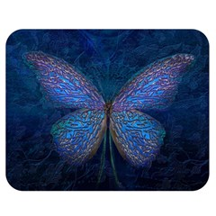 Butterfly Insect Nature Animal Double Sided Flano Blanket (medium)  by Sapixe
