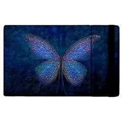 Butterfly Insect Nature Animal Apple Ipad Pro 9 7   Flip Case by Sapixe