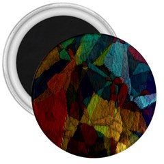 Background Color Template Abstract 3  Magnets by Sapixe