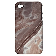 Mud Apple Iphone 4/4s Hardshell Case (pc+silicone) by WILLBIRDWELL