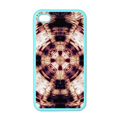 Abstract Art Wallpaper Background Apple Iphone 4 Case (color) by Sapixe