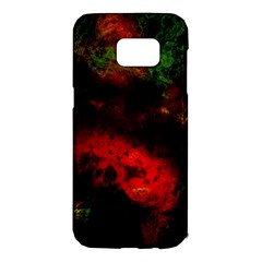 Background Art Abstract Watercolor Samsung Galaxy S7 Edge Hardshell Case