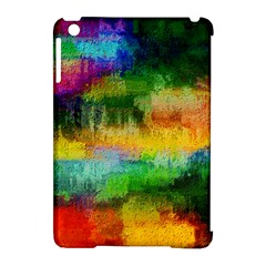 Pattern Texture Background Color Apple Ipad Mini Hardshell Case (compatible With Smart Cover)