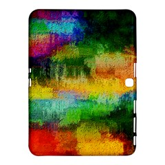 Pattern Texture Background Color Samsung Galaxy Tab 4 (10 1 ) Hardshell Case