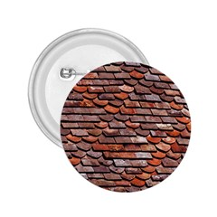 Roof Tiles On A Country House 2 25  Buttons by Jojostore