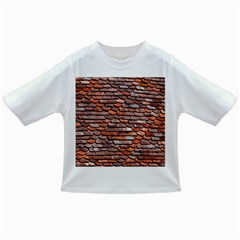 Roof Tiles On A Country House Infant/toddler T Shirts by Jojostore