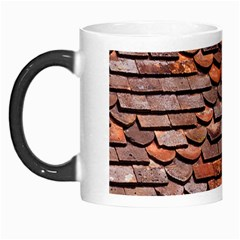 Roof Tiles On A Country House Morph Mugs by Jojostore