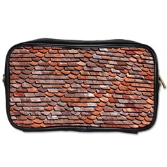 Roof Tiles On A Country House Toiletries Bag (one Side) by Jojostore