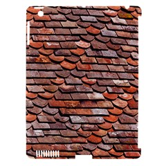 Roof Tiles On A Country House Apple Ipad 3/4 Hardshell Case (compatible With Smart Cover) by Jojostore