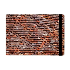Roof Tiles On A Country House Apple Ipad Mini Flip Case by Jojostore