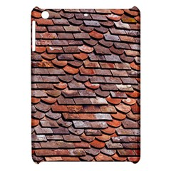Roof Tiles On A Country House Apple Ipad Mini Hardshell Case by Jojostore