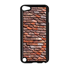 Roof Tiles On A Country House Apple Ipod Touch 5 Case (black) by Jojostore