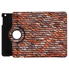 Roof Tiles On A Country House Apple Ipad Mini Flip 360 Case by Jojostore