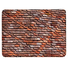 Roof Tiles On A Country House Samsung Galaxy Tab 7  P1000 Flip Case by Jojostore