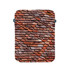 Roof Tiles On A Country House Apple Ipad 2/3/4 Protective Soft Cases by Jojostore