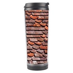 Roof Tiles On A Country House Travel Tumbler by Jojostore