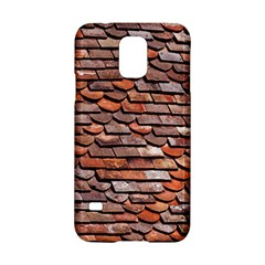 Roof Tiles On A Country House Samsung Galaxy S5 Hardshell Case  by Jojostore