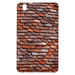 Roof Tiles On A Country House Samsung Galaxy Tab Pro 8 4 Hardshell Case by Jojostore