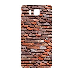 Roof Tiles On A Country House Samsung Galaxy Alpha Hardshell Back Case by Jojostore
