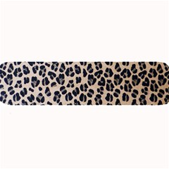 Background Pattern Leopard Large Bar Mats by Jojostore