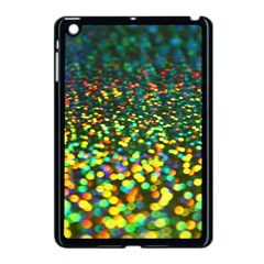 Construction Paper Iridescent Apple Ipad Mini Case (black)