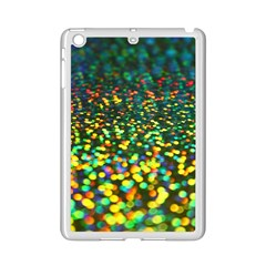 Construction Paper Iridescent Ipad Mini 2 Enamel Coated Cases